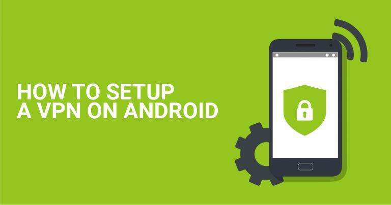 Как установить VPN на Android