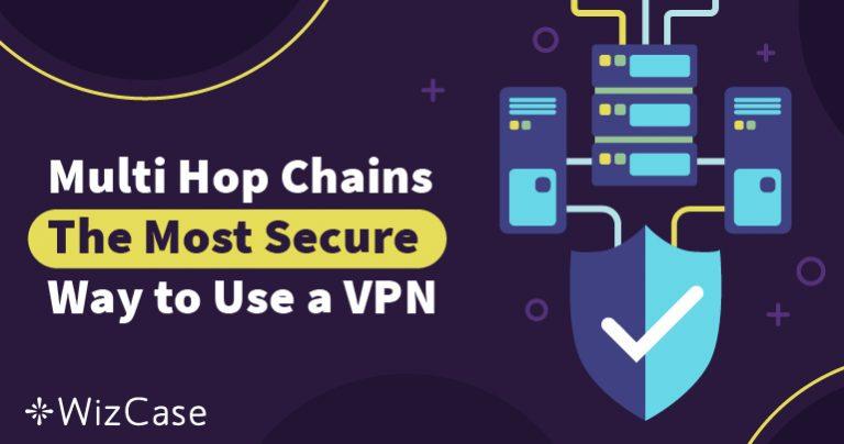 Многоскачковые цепочки — самый безопасный способ работы с VPN Wizcase