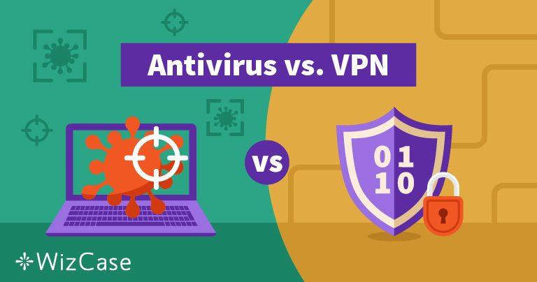 Антивирус против VPN: почему вам нужны оба