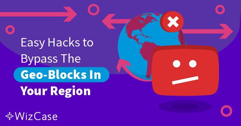"""VPN: поможет преодолеть сообщение об ошибке «Видео недоступно в вашем регионе"""""""