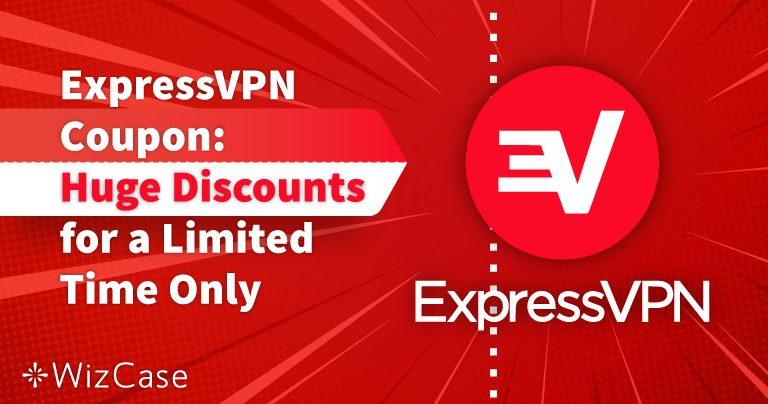 Действующий купон ExpressVPN 2020 года: получите скидку до 49% сегодня!
