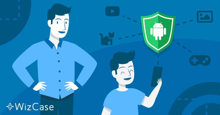 Лучшие приложения родительского контроля для Android за Сентябрь 2021