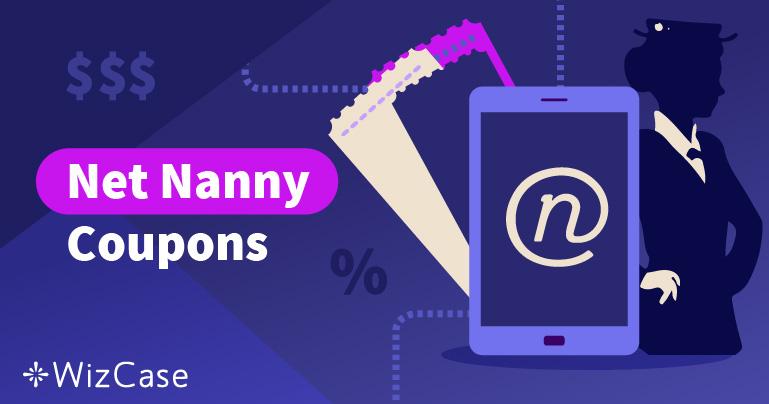 Действительный купон на Net Nanny на Октябрь 2021 года: сэкономьте до 30% сегодня