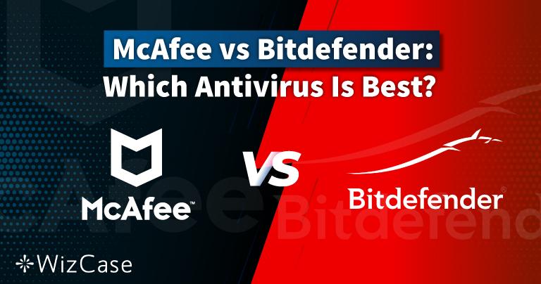 McAfee и Bitdefender в 2021: Какой антивирус подойдет вам больше?