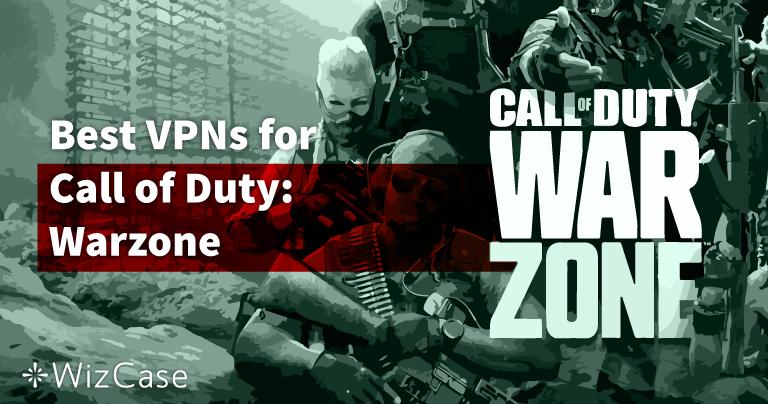 5 лучших VPN для Warzone — Call of Duty в 2021 году